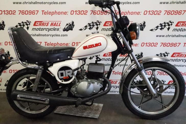 Suzuki OR50